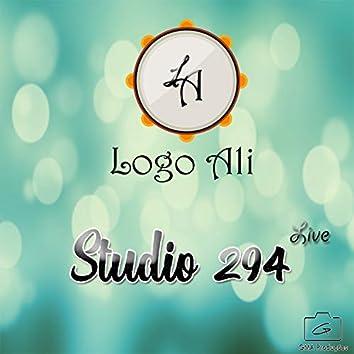 Grupo Logo Ali Live In Studio 294