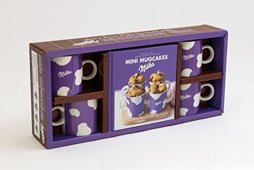 Kit Mini mugcakes Milka®: Coulants y minipasteles listos en