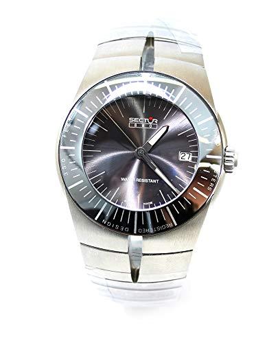 Sector 880 orologio da polso donna grigio 100mt vetro zaffiro listino 410,00 watch