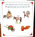 Liberty Falls Miniature Accessory Set; Mule AH121 from The Ameriana Collection