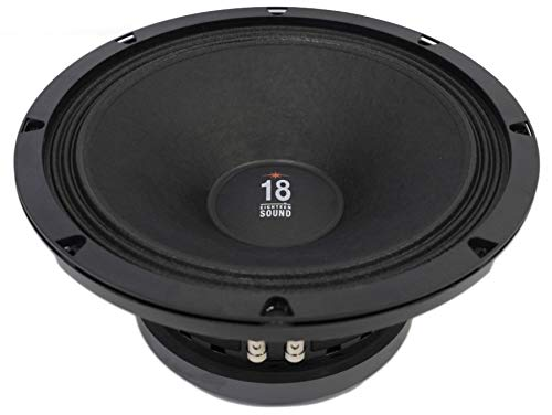 Learn More About 18 SOUND 12MB777 18 SOUND 12 MID BASS WOOFER 8 OHM