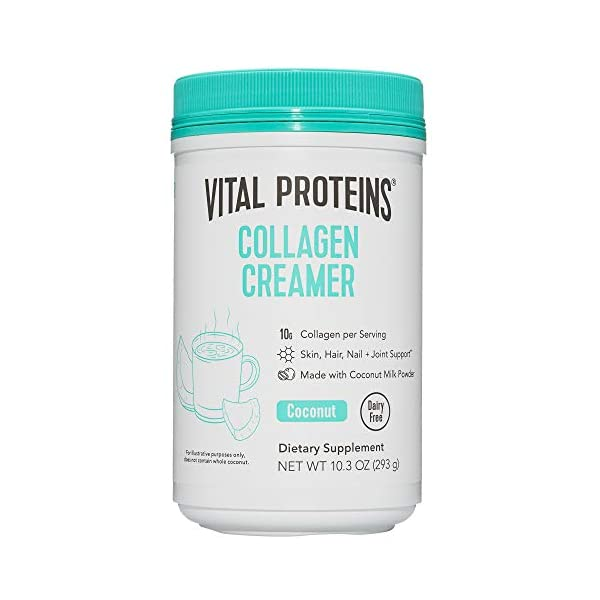 Vital Proteins Collagen Creamer Coconut