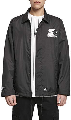 STARTER BLACK LABEL Herren Starter Coach Jacket Jacke, L
