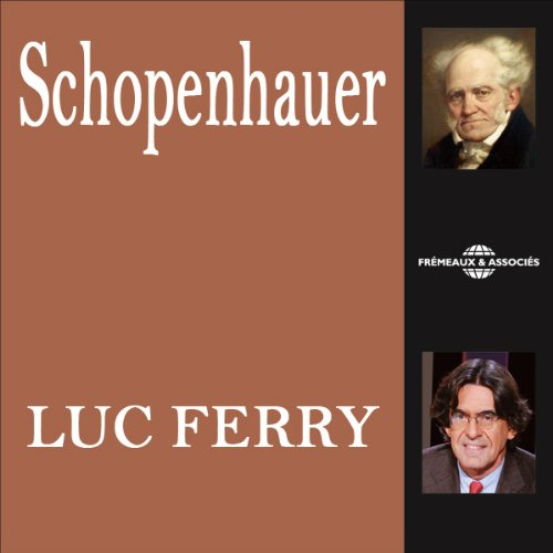 Arthur Schopenhauer audiobook cover art