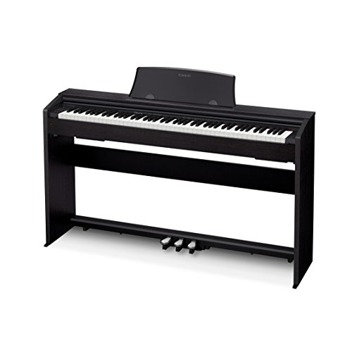 Casio PX-770 BK Privia Digital Home Piano, Black