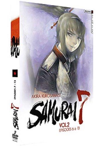 Samouraï 7, Vol.2 - Coffret 2 DVD