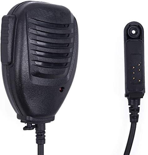 Mengshen Baofeng Micrófono Original Waterproof Microphone Speaker Mic Altavoz Mic para BaoFeng IP67 Impermeable Radio BF-9700 BF-A58