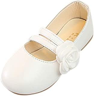 Moonuy Toddler Filles Sandales Infant B/éb/é Filles Perle Cristal Appartements Enfants Princesse Unique Chaussures Nouveau-N/é Romain Chaussures Sandales /Ét/é pour 1-6 Ans