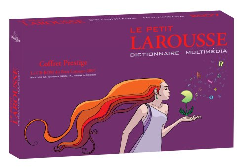 Petit Larousse 2007 Edition Prestige