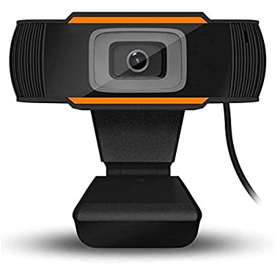 1080P HD Webcam with Dual Microphones - HD Auto...