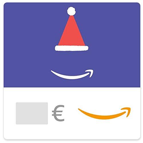 Digitaler Amazon.de Gutschein (Amazon Nikolausmütze)