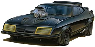 Aoshima Models The Road Warrior Mad Max 2 Interceptor 1973 XB GT Ford Falcon Coupe Kit, 1:24 Scale