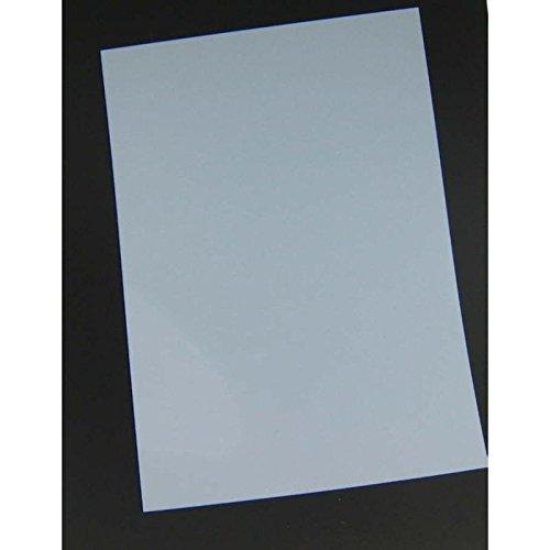 Mylar Schablonen Material DIN A3 Folie Mylarfolie 1 Stück