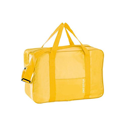 Borsa frigo Fiesta Big di Gio Style in giallo