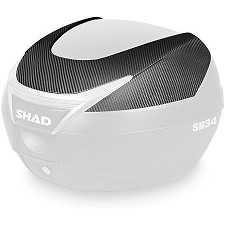 Shad D1b34e06 Sh34 Farbabdeckung Carbon Schwarz Auto