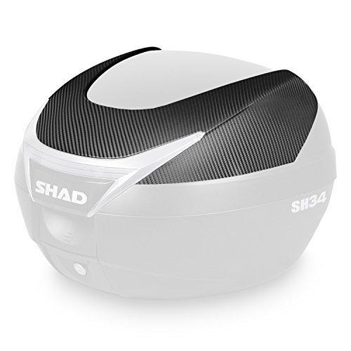 SHAD D1B34E06 SH34 Tapa, Negro, 0