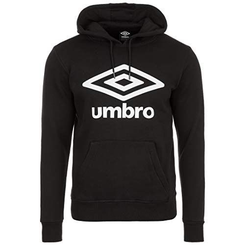 Umbro Large Logo - Sudadera con Capucha para Hombre