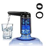 DLOPK Dispensador de Agua,Dosificador Agua Garrafas de Carga USB Bomba de Agua...