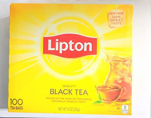 TEA,LIPTON,REGULAR,100PK
