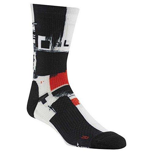 Reebok Crossfit Herren Socken Crew Socks White 46-48