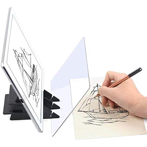 HandinHand Trace'n Draw - Proyector óptico de postre para dibujo y dibujo