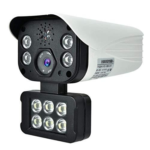DAUERHAFT Cámara de vigilancia Reproducción remota Tecnología H.264 Inteligencia(European Standard (100-240v))