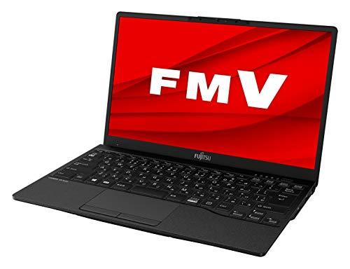 【公式】 富士通 ノートパソコン FMV LIFEBOOK UHシリーズ WU-X/E3 (Windows 10 Home/13.3型ワイド液晶/Core i5/8GBメモリ/約256GB SSD/Officeなし/ピクトブラック/最軽量モデル)AZ_WUXE3_Z593/富士通WEB MART専用モデル