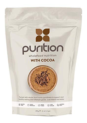 Wholefood Nutrition with Cocoa 250g