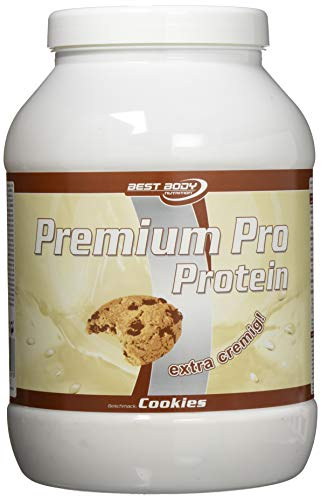 Best Body Nutrition Premium Pro, Cookies, 750 g Dose