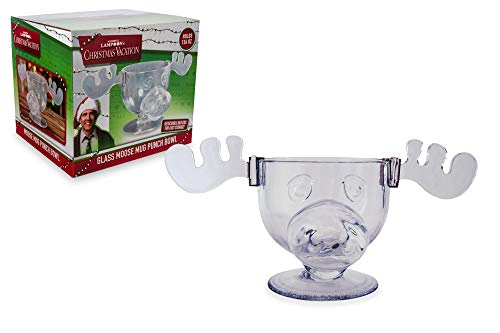 National Lampoon's Christmas Vacation Griswold Moose 136 oz Punch Bowl 10975