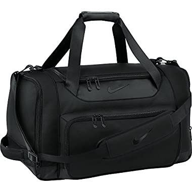 Nike Unisex Departure III Duffle Bag (One Size) (Black)