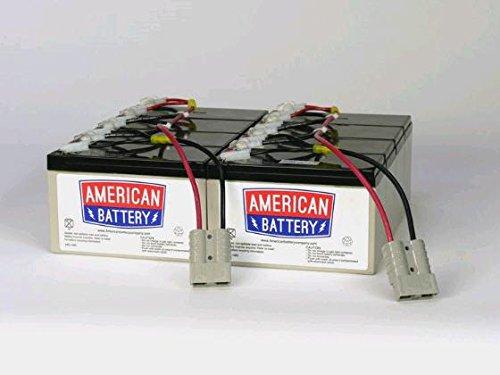 APC SMART-UPS 2200 3000 SU2200RM3U SU3000RM3U RBC 12 RBC12 REPLACEMENT...