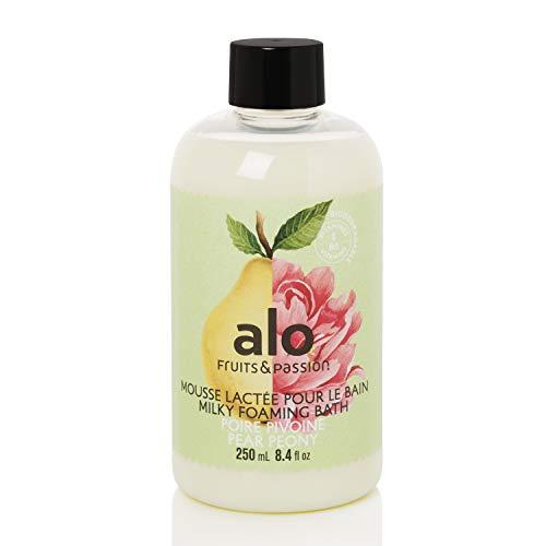 [Fruits and Passion] ALO Pear Peony Foaming Bubble Bath Formula - 250 mL