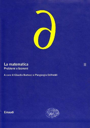 La matematica: 2