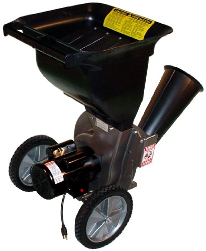 Patriot Products CSV-2515 14 Amp Electric Wood Chipper/Leaf Shredder