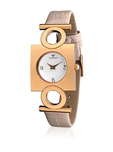 Viceroy Reloj analogico para Hombre de Cuarzo con Correa en Acero Inoxidable 432094-95
