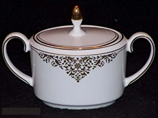 Vera Wang Empress Jewel Sugar Bowl With Lid