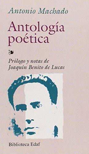 Antologia Poetica-Machado (Biblioteca Edaf)