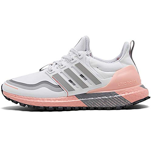 adidas Womens Ultraboost Guard Running Shoes Womens Fw5481 Size 8 White/Grey/Grey