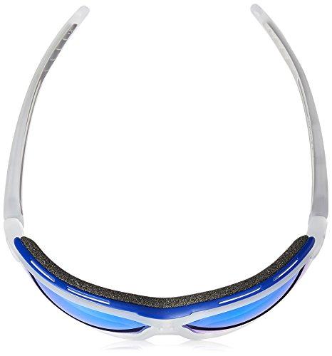 adidas男女兼用大人用EvilEyeEvoProLa1936063非偏光イリジウム長方形サングラスUSサイズ:67mm