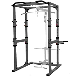 Best power rack reviews july 2018 premium and budget for Power rack design plans