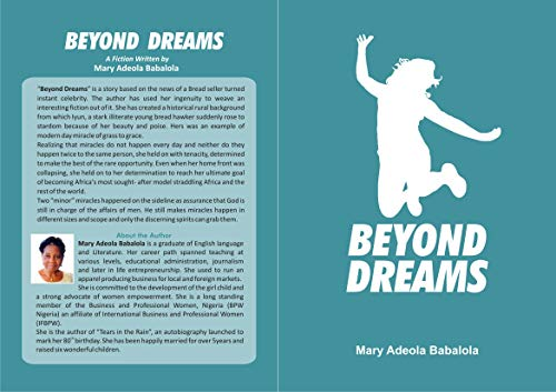 BEYOND DREAMS (English Edition)