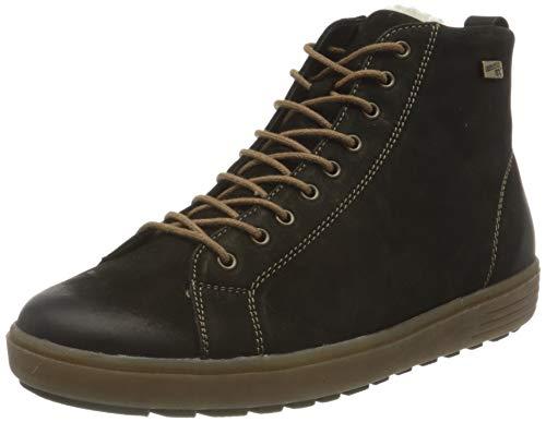 Remonte Damen D4472 Mode-Stiefel, schwarz / 02, 36 EU