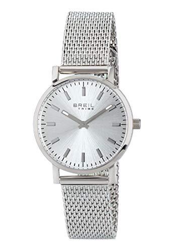 Orologio BREIL per donna SKINNY con bracciale in acciaio, movimento SOLO...