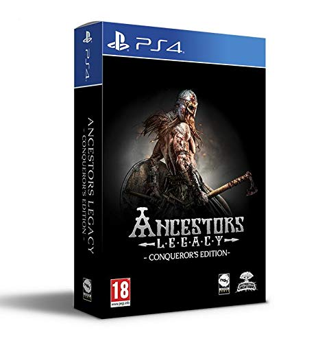 Destructive Creations - Ancestors Legacy: Conqueror's Edition /PS4 (1 Games)