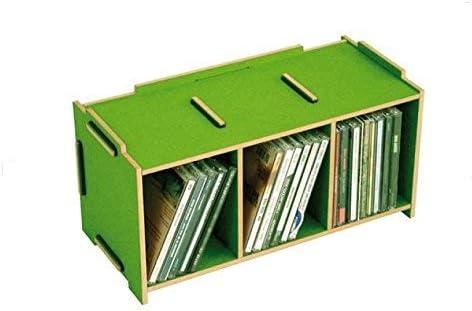 Medienbox Cd Stapelbar Grasgrün Von Werkhaus Küche Haushalt
