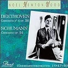 Noel Mewton-Wood - Volume II - Schumann: Piano Concerto in A minor Op. 54; Beethoven: Piano Concerto in G No. 4, Op. 58 recorded 1947-49