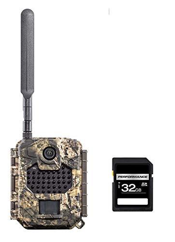 COVERT 5748 AW1-V Verizon Camera -App Based Setup with SD 32 GB