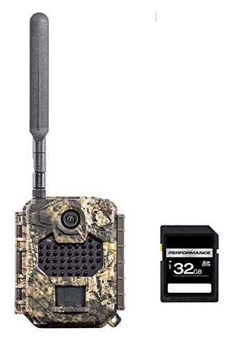 COVERT 5748 AW1-V Verizon Camera -App Based Setup with SD 32 GB