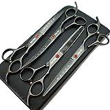 7.0in Titanium Black Professional Pet...